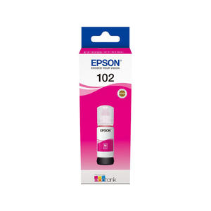 EPSON Flacone di Inchiostro 102 Magenta - MediaWorld.it