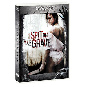 I Spit on Your Grave (Tombstone Collection) - DVD - thumb - MediaWorld.it