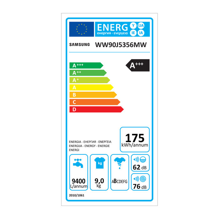 SAMSUNG WW90J5356MW - thumb - MediaWorld.it