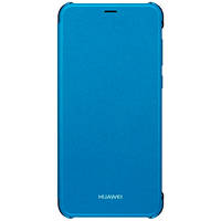 Custodia per HUAWEI P-SMART HUAWEI FLIP COVER BLUE P-SMART su Mediaworld.it