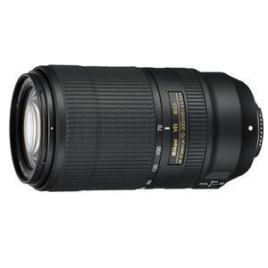 NIKON AF-P 70-300mm f/4.5-5.6E ED VR - thumb - MediaWorld.it