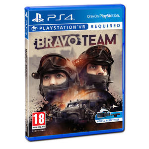 BRAVO TEAM VR- PS4 - thumb - MediaWorld.it