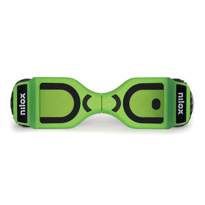 NILOX DOC 2 Hoverboard Lime Green - MediaWorld.it