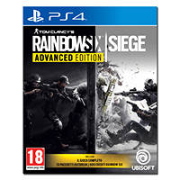 Gioco PS4 Tom Clancy's Rainbow Six: Siege (Advanced Edition) - PS4 su Mediaworld.it