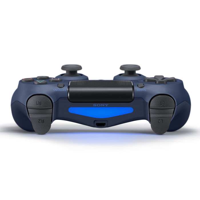 SONY DUALSHOCK 4 Midnight Blue - thumb - MediaWorld.it