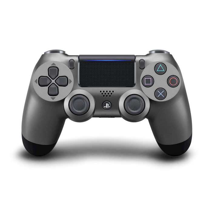 SONY DUALSHOCK 4 Steel Black - thumb - MediaWorld.it