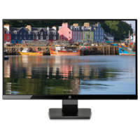 Monitor LED Display IPS  27'' HP 27W Black Onyx su Mediaworld.it
