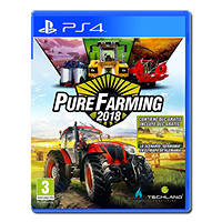 Pure Farming 2018- PS4