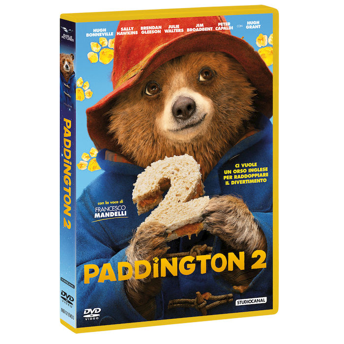 Paddington 2 - DVD - thumb - MediaWorld.it