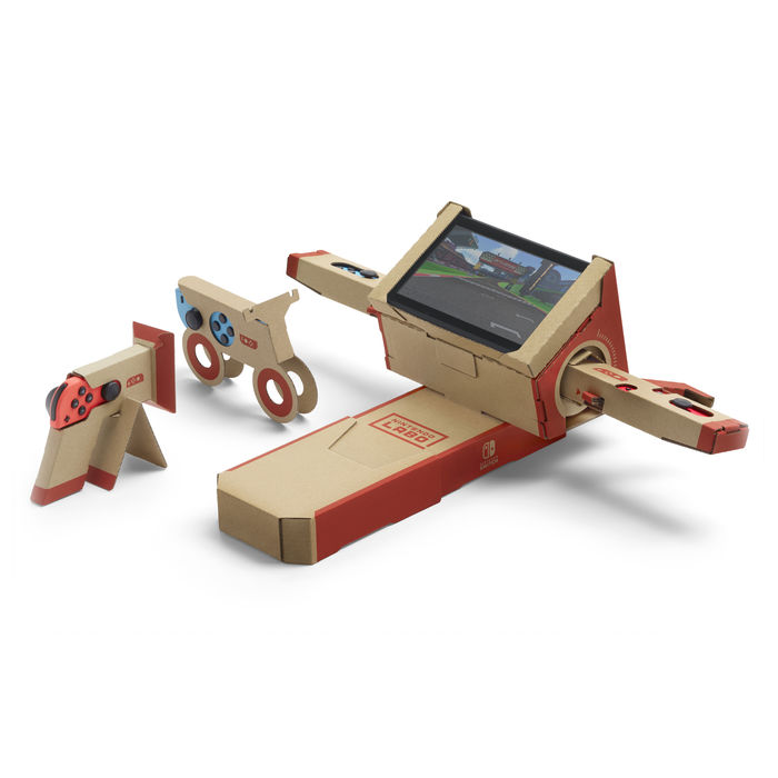 NINTENDO LABO Kit Variety - NSW - thumb - MediaWorld.it
