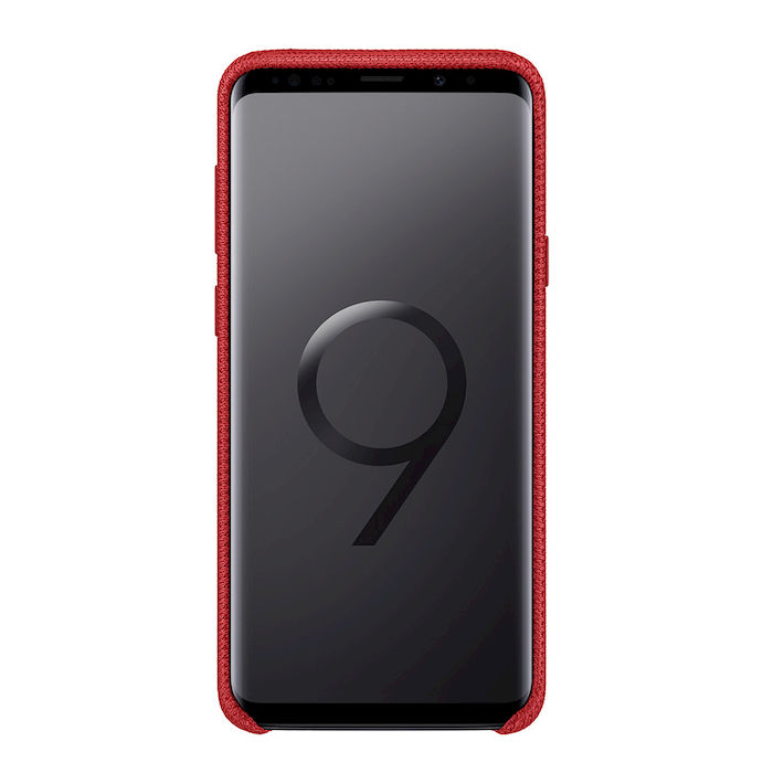 SAMSUNG Hyperknit Cover for Galaxy S9 Red - PRMG GRADING ONCN - SCONTO 20,00% - thumb - MediaWorld.it