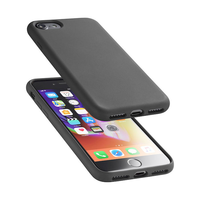 Cellularline Custodia per Iphone 8/7  in silicone soft touch - thumb - MediaWorld.it