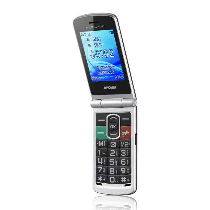 BRONDI Amico N° Uno Silver - thumb - MediaWorld.it