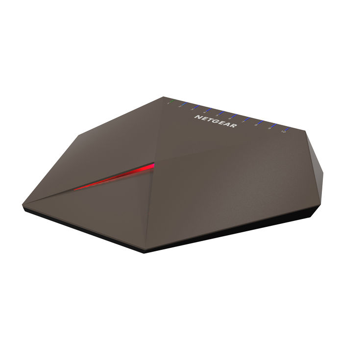NETGEAR GS810EMX-100PES - thumb - MediaWorld.it
