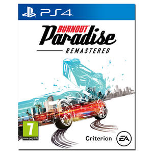 Burnout Paradise Remastered - PS4 - thumb - MediaWorld.it