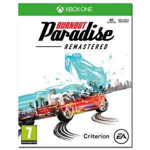 Burnout Paradise Remastered - XBOX ONE - MediaWorld.it