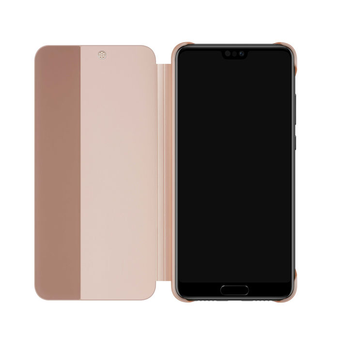 HUAWEI Smart View Flip Cover P20 Pink - PRMG GRADING KNCN - SCONTO 35,00% - thumb - MediaWorld.it
