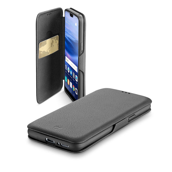 CELLULAR LINE Custodia per Huawei P20 Lite BOOKCLUTCHP20LITEK - thumb - MediaWorld.it
