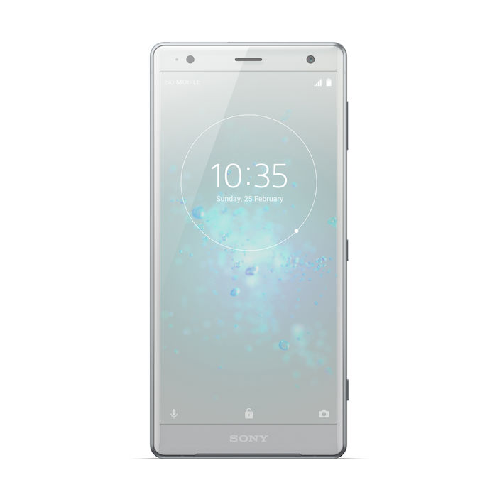 SONY Xperia XZ2 Silver - thumb - MediaWorld.it