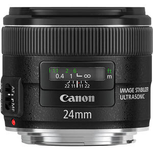 CANON EF 24MM F/2.8 IS USM - thumb - MediaWorld.it
