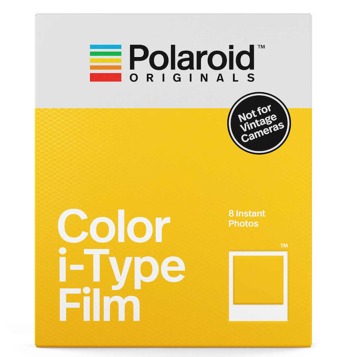 POLAROID The Originals Color Film for i-Type - thumb - MediaWorld.it