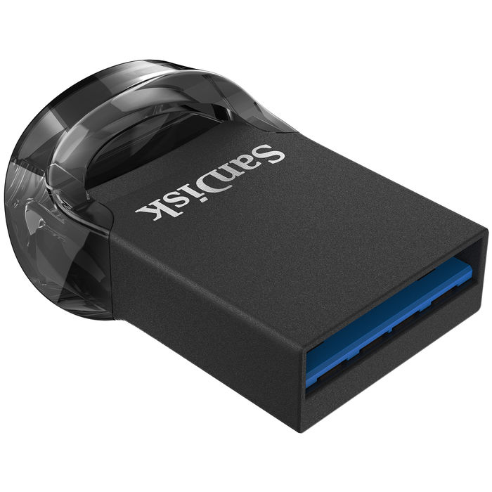 SANDISK Cruzer Ultra Fit USB 3.1 16GB (130MB/s lettura) - thumb - MediaWorld.it