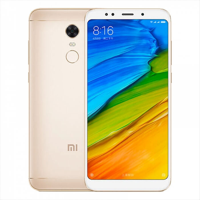 XIAOMI Redmi 5 Plus 64GB GOLD - PRMG GRADING OOBN - SCONTO 15,00% - thumb - MediaWorld.it