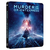 Assassinio sull'Orient Express - Blu-Ray Steelbook