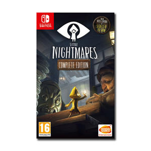 Little Nightmares (Complete Edition) - NSW - MediaWorld.it