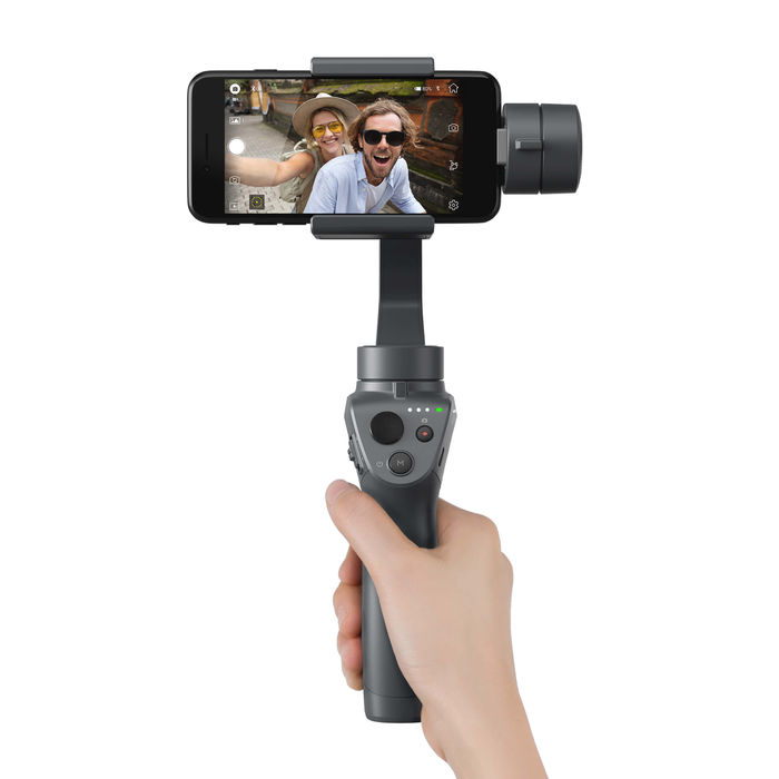 DJI Osmo Mobile 2 - PRMG GRADING OOBN - SCONTO 15,00% - thumb - MediaWorld.it