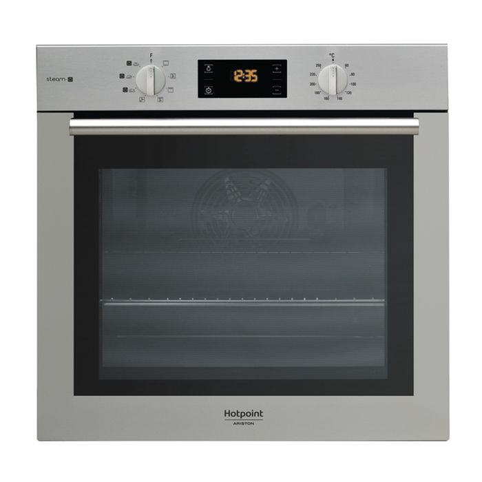 HOTPOINT FA4S 544 IX HA - thumb - MediaWorld.it