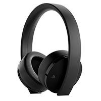 Cuffie Gaming per PS4 SONY GOLD WIRELESS HEADSET su Mediaworld.it