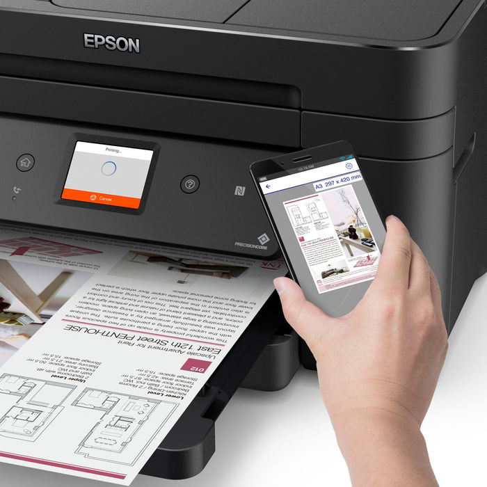 EPSON WORKFORCE WF-2860DWF - thumb - MediaWorld.it