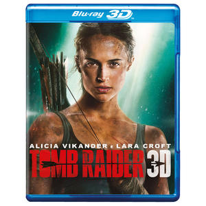 Tomb Raider - Blu-Ray  3D - MediaWorld.it