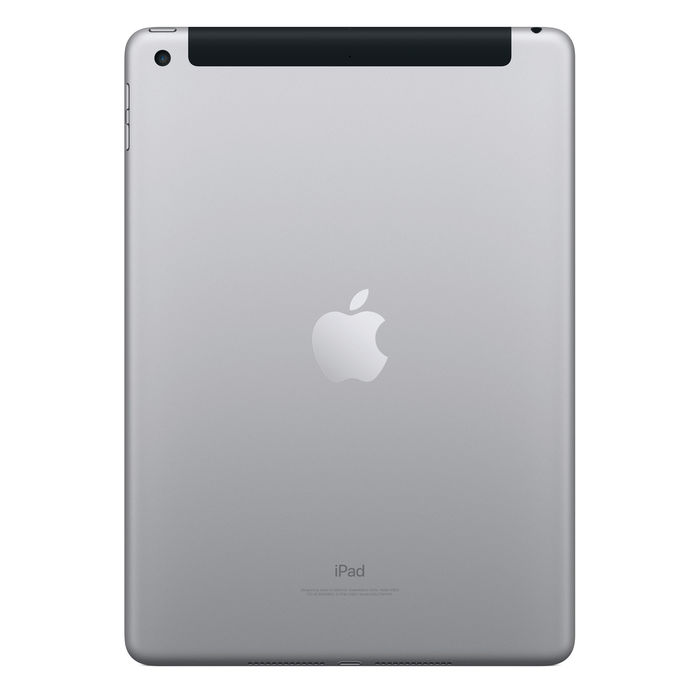 "APPLE Ipad 9,7"" 2018 Wi-Fi+Cellular 32 GB Grigio Siderale - thumb - MediaWorld.it"