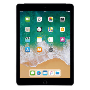 "APPLE iPad 9,7"" 2018 (6a Generazione) Wi-fi + Cellular 32GB Grigio Siderale - MediaWorld.it"