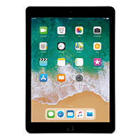 Tablet 9,7 '' Wi-Fi APPLE iPad 2018 Wi-fi 128GB Grigio Siderale su Mediaworld.it