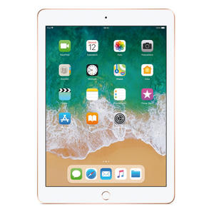 "APPLE iPad 9.7"" 2018 (6a Generazione) Wi-fi 128GB Oro - MediaWorld.it"