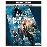 Blu-Ray - Fantasy Maze Runner - La Rivelazione - Blu-Ray UHD su Mediaworld.it