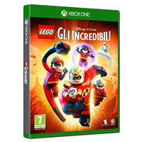 Gioco Xbox One PREVENDITA LEGO Gli incredibili - XBOX ONE su Mediaworld.it