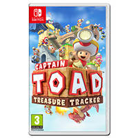 Gioco Nintendo Switch PREVENDITA Captain Toad Treasure Tracker - NSW su Mediaworld.it