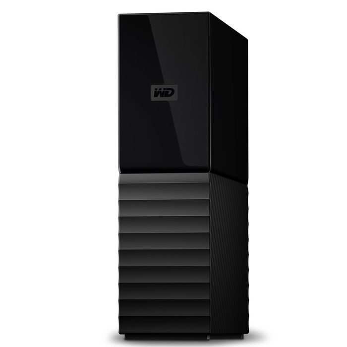 WD My Book 4 TB, Hard Disk Desktop USB 3.0 - thumb - MediaWorld.it