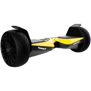 Glyboard Corse Lamborghini hoverboard giallo - MediaWorld.it
