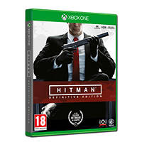 Gioco Xbox One PREVENDITA Hitman - Definitive Edition - XBOX ONE su Mediaworld.it