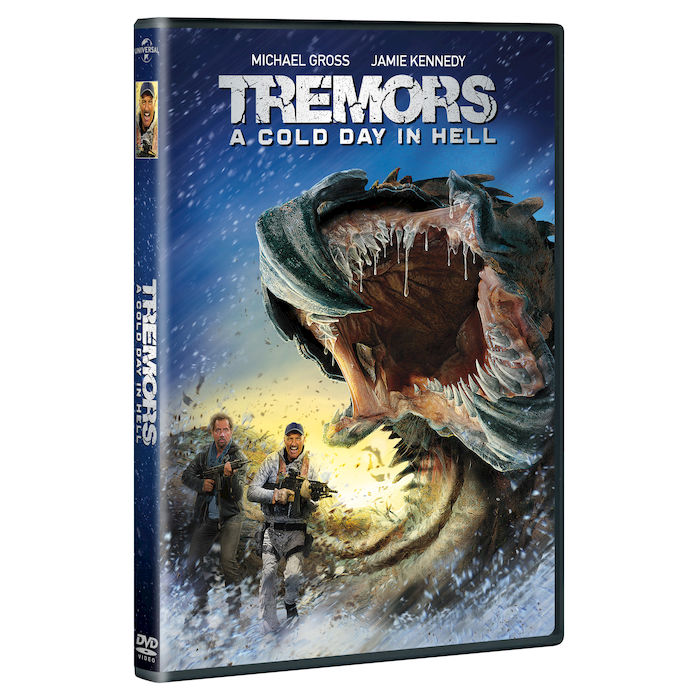 Tremors - A Cold Day in Hell - DVD - thumb - MediaWorld.it