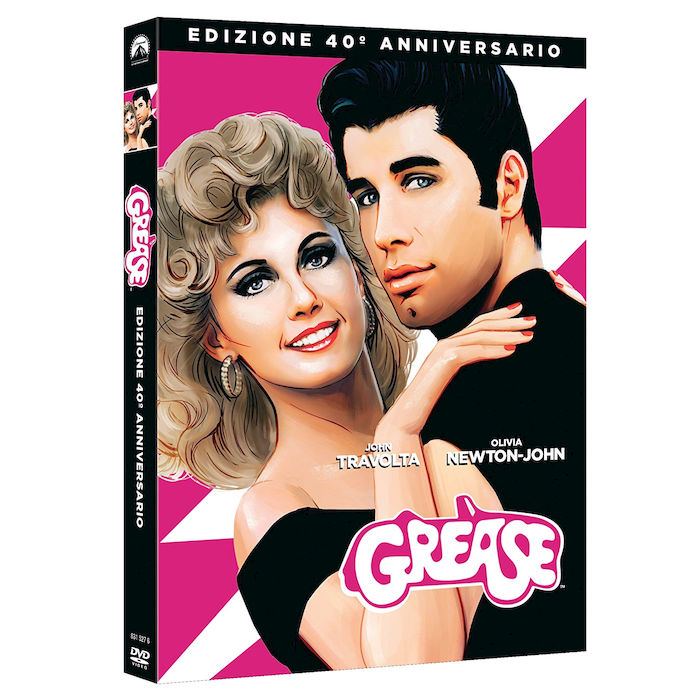 Grease (Edizione 40° Anniversario) - DVD - thumb - MediaWorld.it