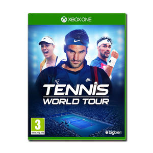 Tennis World Tour - XBOX ONE - thumb - MediaWorld.it