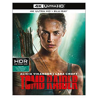 Blu-Ray UHD - Fantascienza PREVENDITA Tomb Raider - Blu-Ray UHD su Mediaworld.it