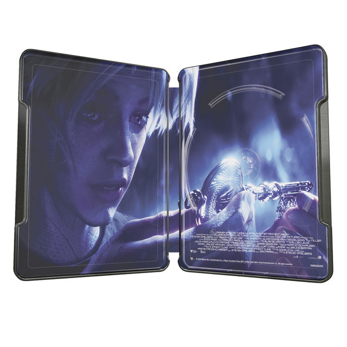 Ready Player One - Blu-Ray Steelbook - thumb - MediaWorld.it