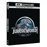 Blu-Ray - Fantascienza Jurassic World - Blu-Ray UHD su Mediaworld.it